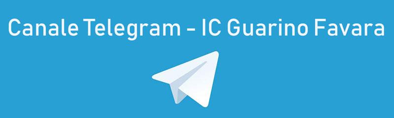 Canale Telegram IC Guarino